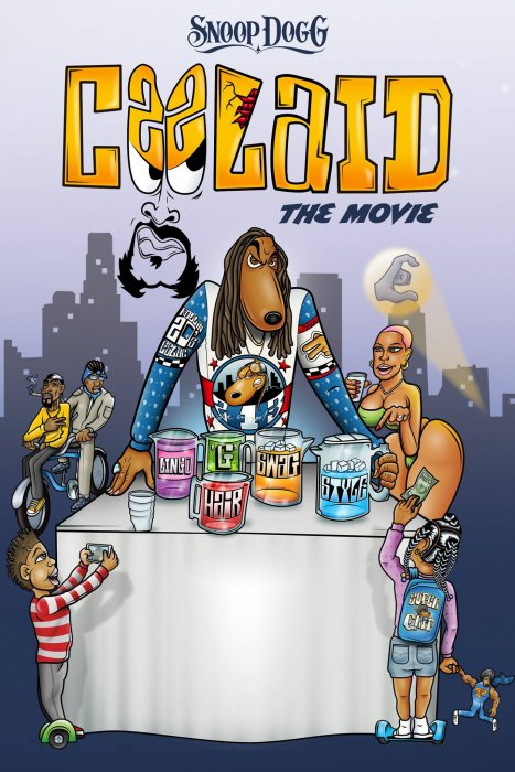 COOLAID: The Movie : Affiche