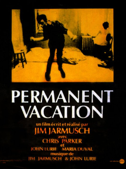 Permanent Vacation : Affiche