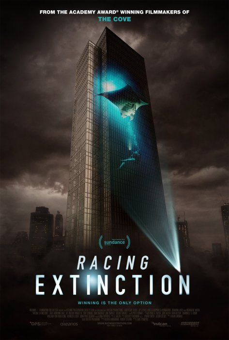 Racing Extinction : Affiche