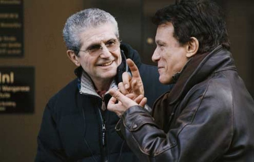 Le Courage d'aimer : photo Claude Lelouch, Massimo Ranieri