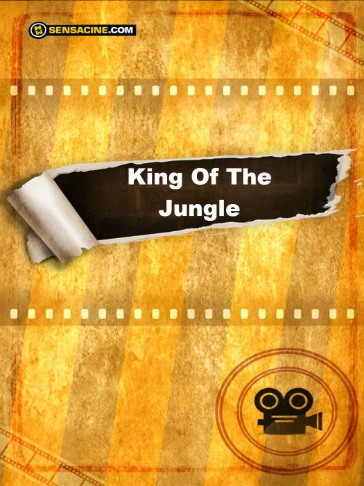 King Of The Jungle : Affiche