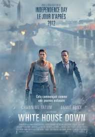 Affiche de White House Down
