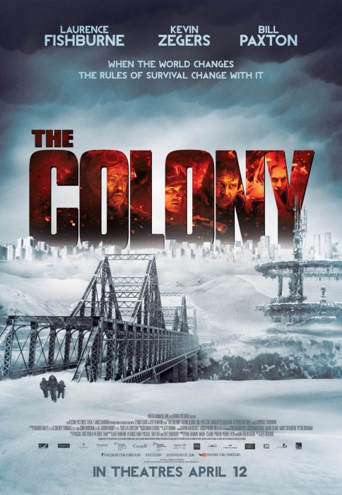 The Colony : Affiche