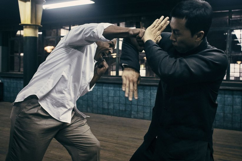 Ip Man 3 : Photo