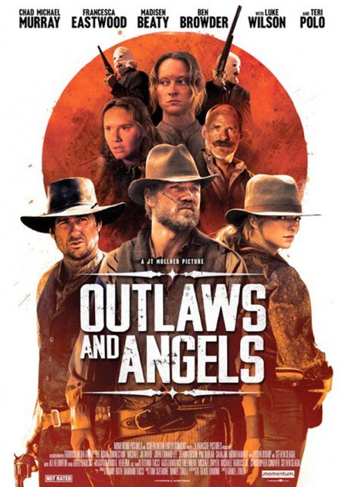 Outlaws and Angels : Affiche