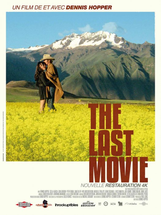 The Last Movie : Affiche