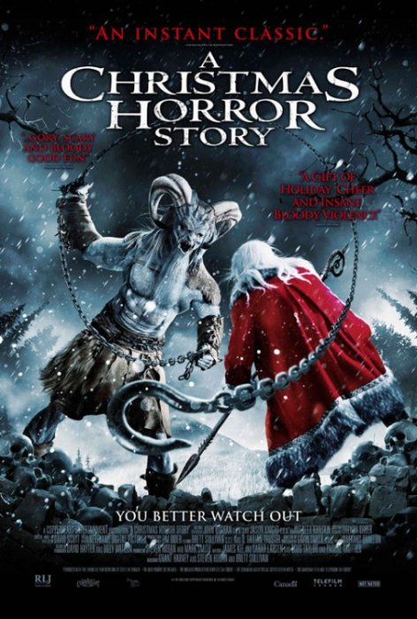 A Christmas Horror Story : Affiche