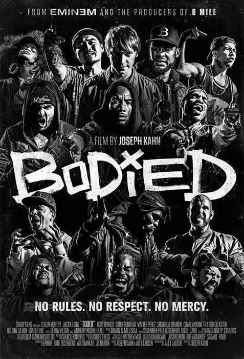 Bodied : Affiche