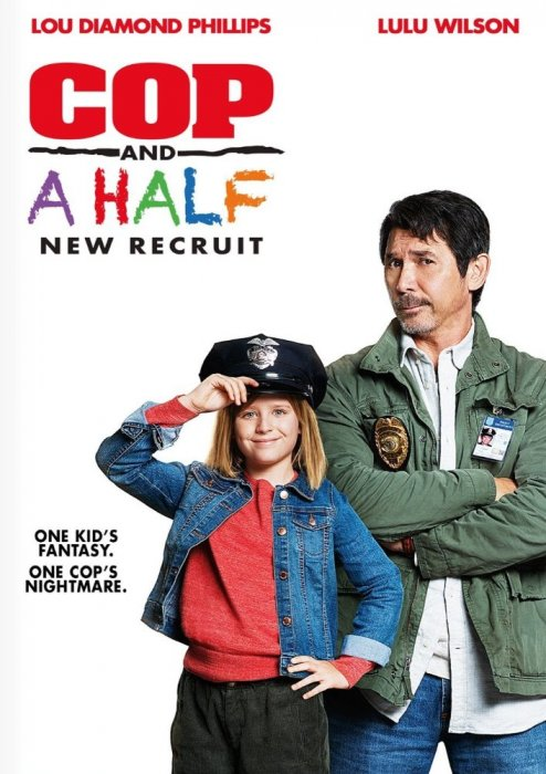 A Cop And A Half: New Recruit : Affiche