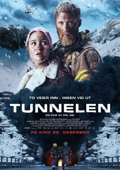 The Tunnel : Affiche