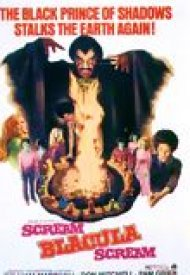 Affiche de Scream Blacula Scream