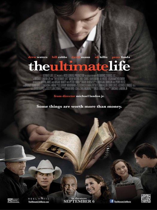 The Ultimate Life : Affiche