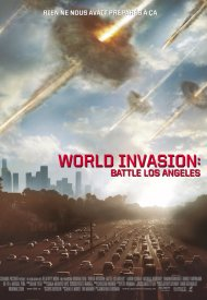 Affiche de World Invasion : Battle Los Angeles