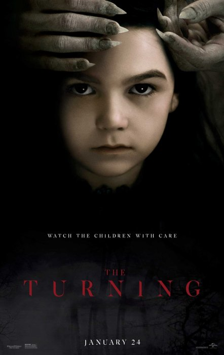 The Turning : Affiche
