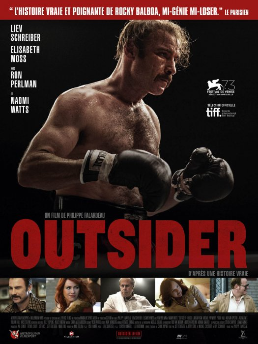 Outsider : Affiche