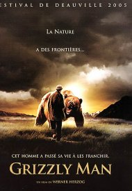 Affiche de Grizzly Man