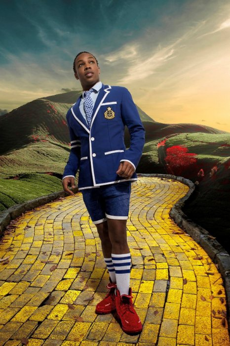 Behind The Curtain: Todrick Hall : Affiche