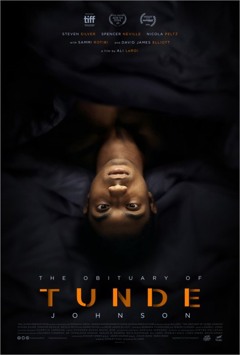 The Obituary Of Tunde Johnson : Affiche