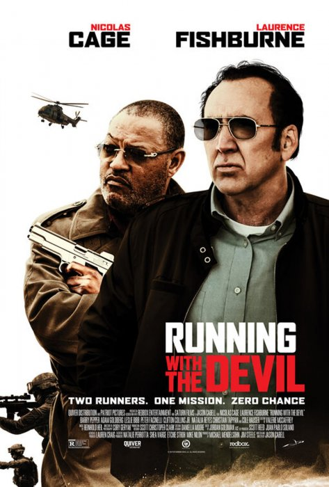 Running With The Devil : Affiche