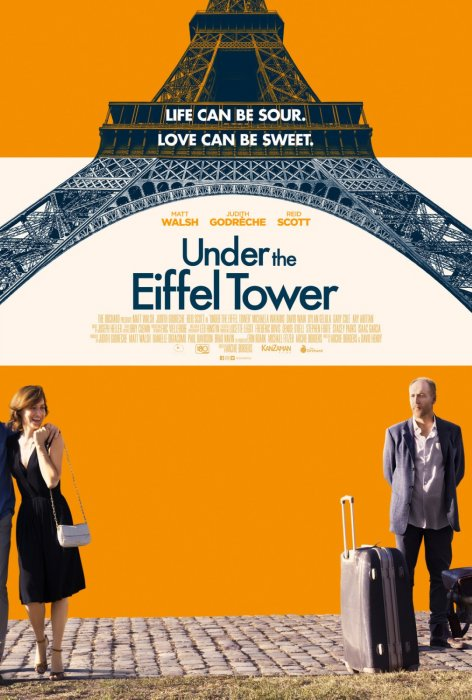 Under The Eiffel Tower : Affiche