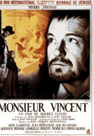 Affiche de Monsieur Vincent