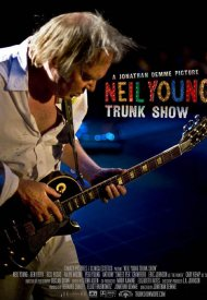 Affiche de Neil Young Trunk Show