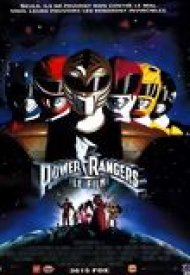 Affiche de Power Rangers