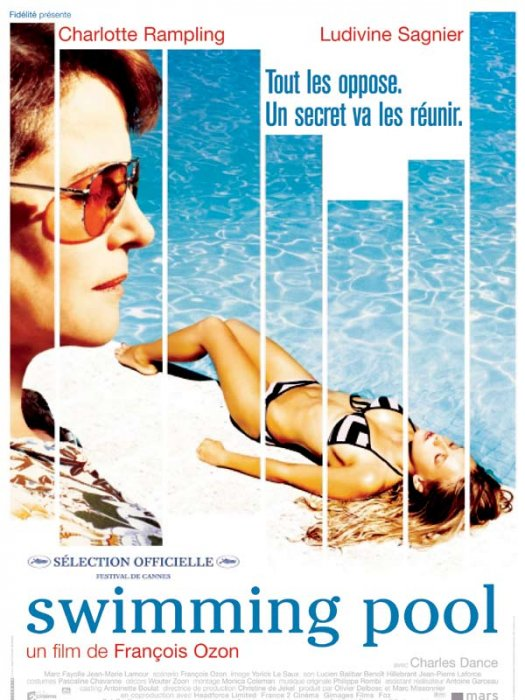 Swimming Pool : Affiche