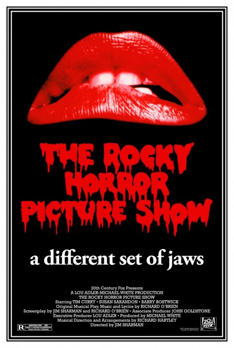 The Rocky Horror Picture Show : Affiche