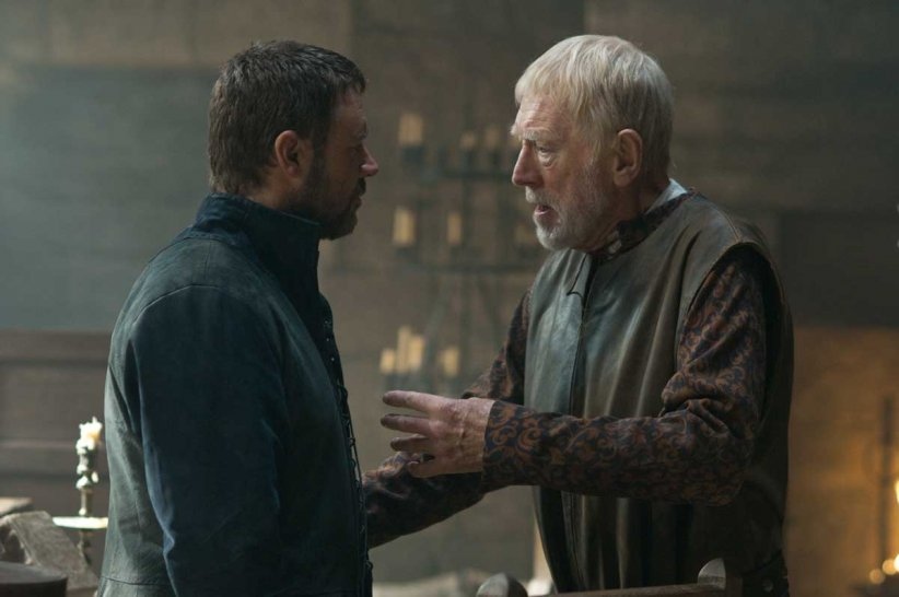 Robin des Bois : Photo Max von Sydow, Russell Crowe