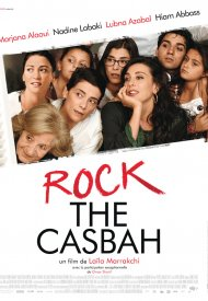 Affiche de Rock the Casbah