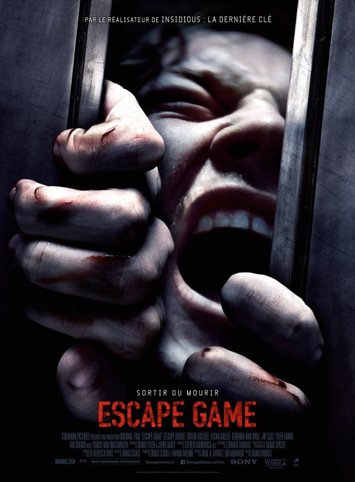 Escape Game : Affiche