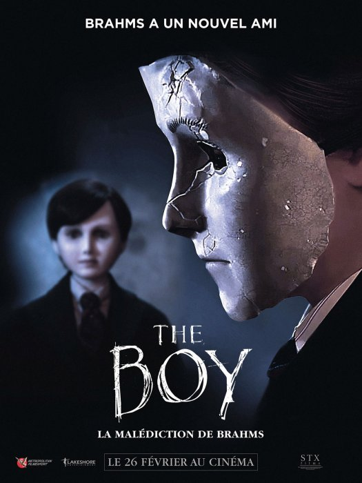 The Boy : la malédiction de Brahms : Affiche