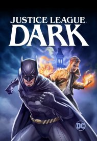 Affiche de Justice League Dark
