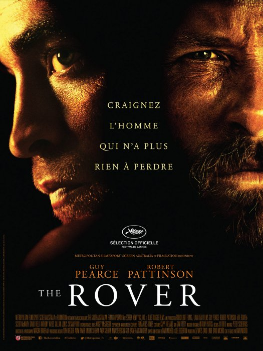The Rover : Affiche
