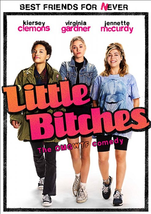 Little Bitches : Affiche