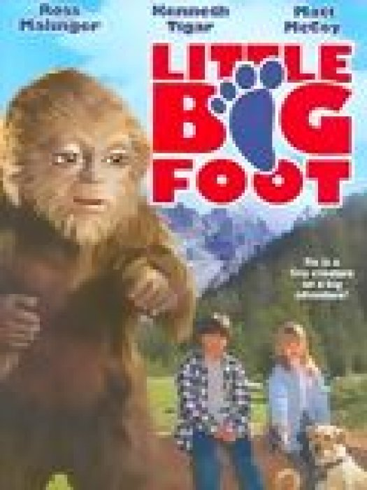 La Légende de Bigfoot : Affiche