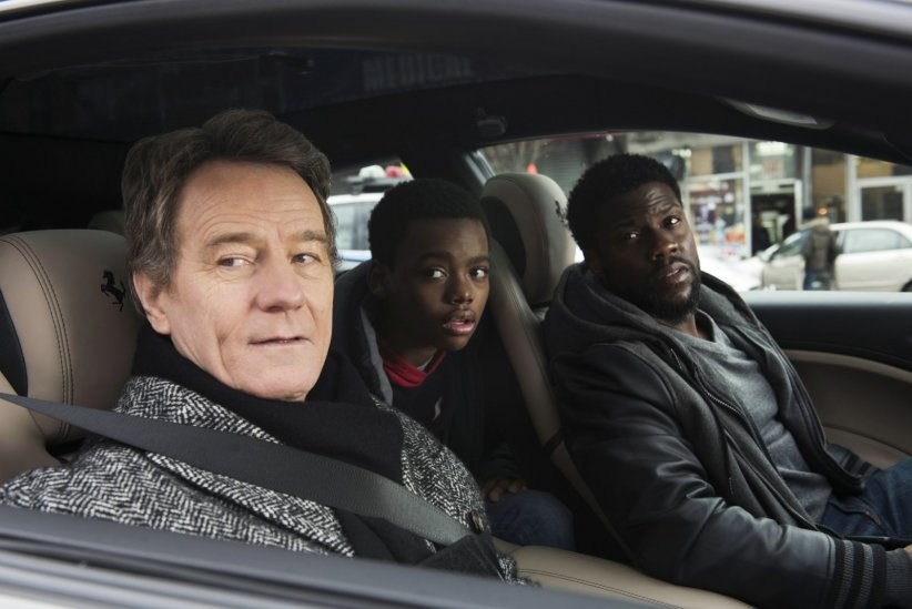 The Upside : Photo Bryan Cranston, Jahi Di'Allo Winston, Kevin Hart
