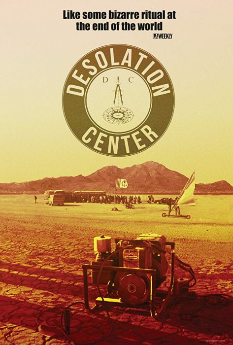 Desolation Center : Affiche