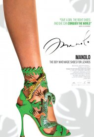 Affiche de Manolo: The Boy Who Made Shoes For Lizards