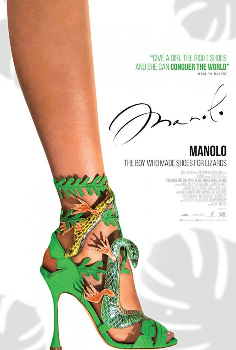 Manolo: The Boy Who Made Shoes For Lizards : Affiche