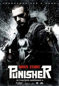 Affiche de The Punisher - Zone de guerre