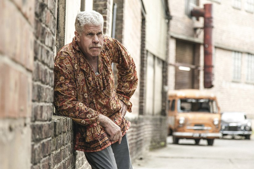 Moonwalkers : Photo Ron Perlman