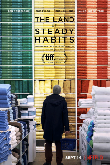 The Land of Steady Habits : Affiche