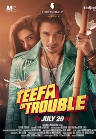 Affiche de Teefa In Trouble