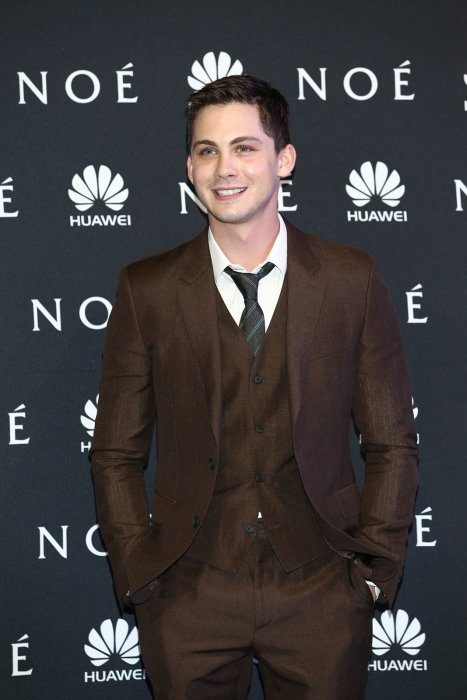 Noé : Photo promotionnelle Logan Lerman