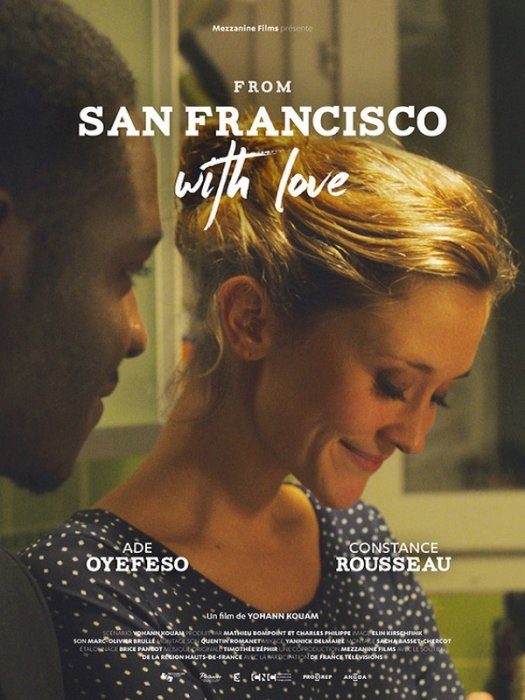 From San Francisco with love : Affiche
