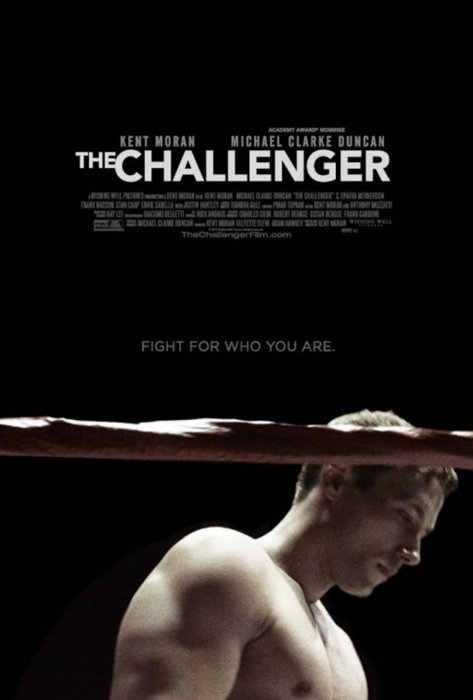 The Challenger : Affiche