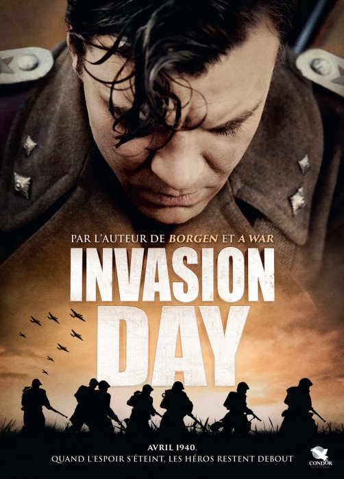 Invasion day : Affiche
