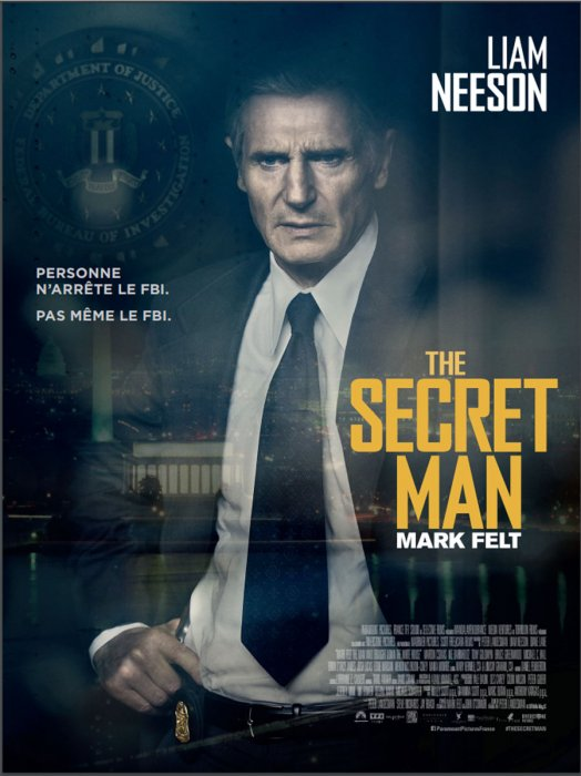 The Secret Man - Mark Felt : Affiche